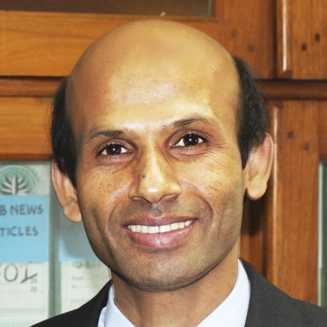 Professor H M Jahirul Haque, PhD