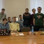Зустріч мікроконтроллерного клубу АПОТ