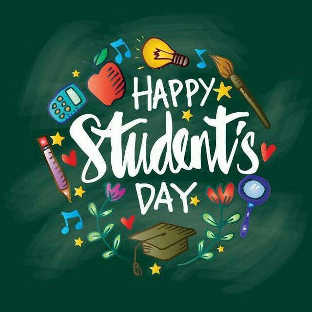 Happy Student's Day!