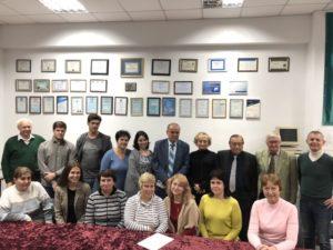 Ректор ХНУРЕ Валерій Семенець відвідав засідання кафедри АПОТ