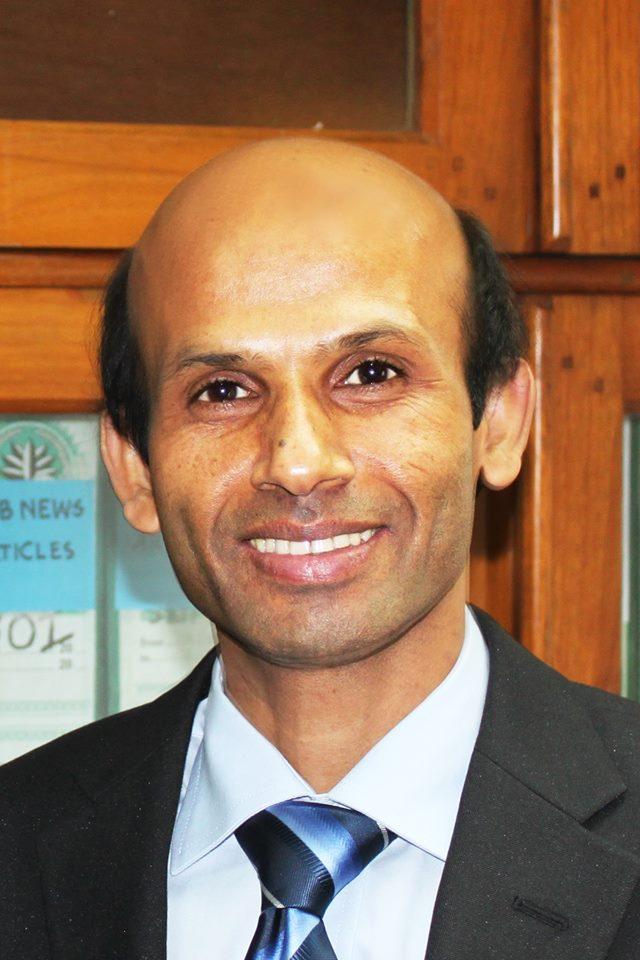 PROFESSOR H M JAHIRUL HAQUE PHD